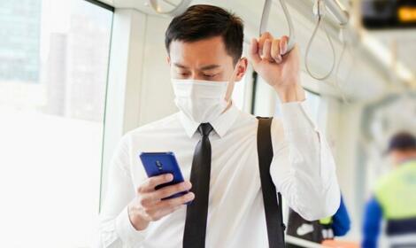 已经没有大声讲话的中国人了!?数字化中激烈变化的新冠生活